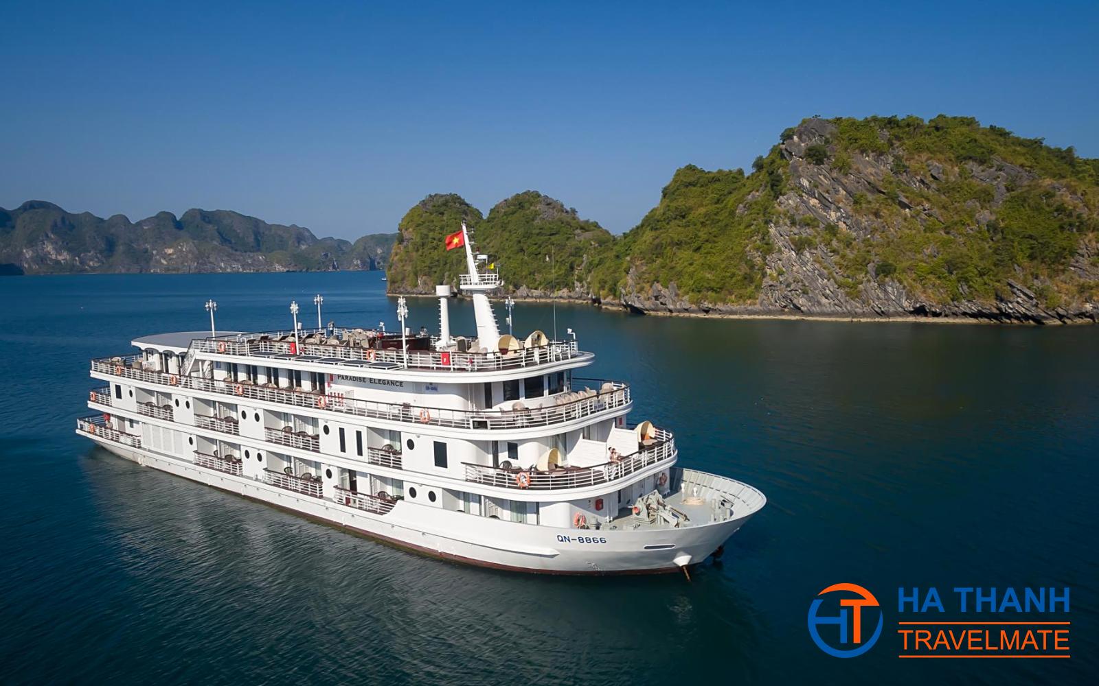 Paradise Elegance Cruise 2 days/1 night