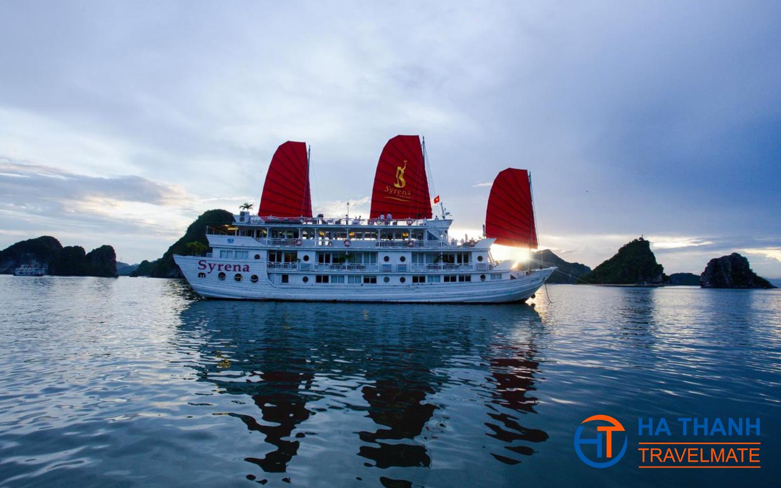 Syrena Cruise 2 days/1 night