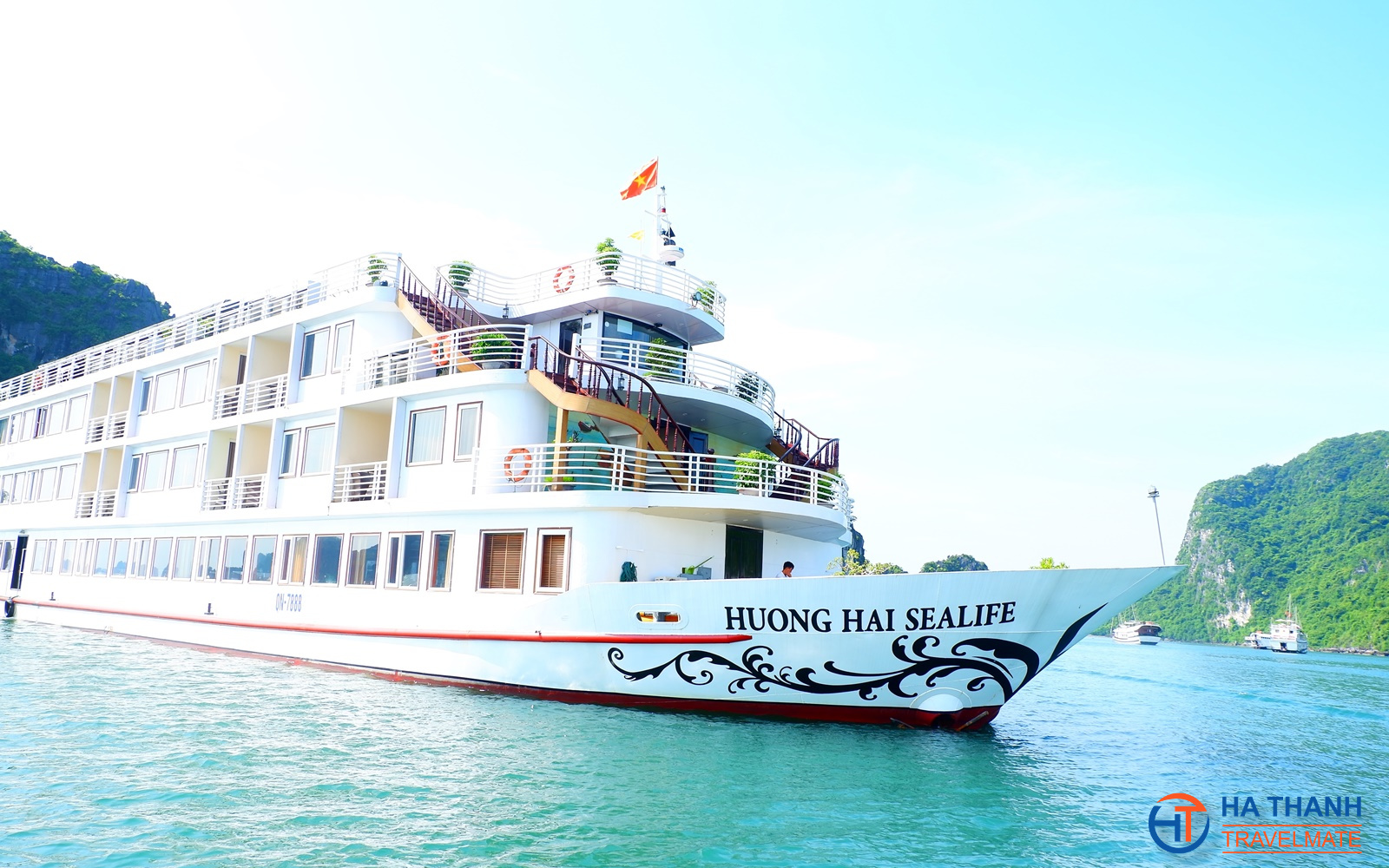 Huong Hai Sealife Cruise 3 days/2 nights