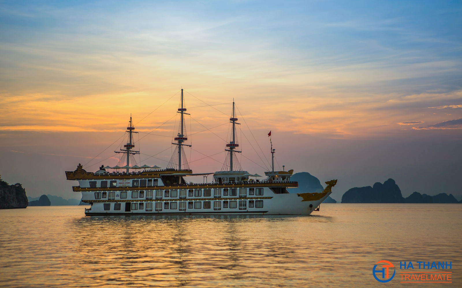 Dragon Legend Cruise 3 days/2 nights