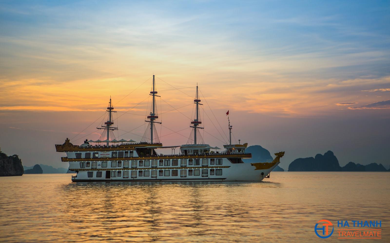Dragon Legend Cruise 3 days/2 nights
