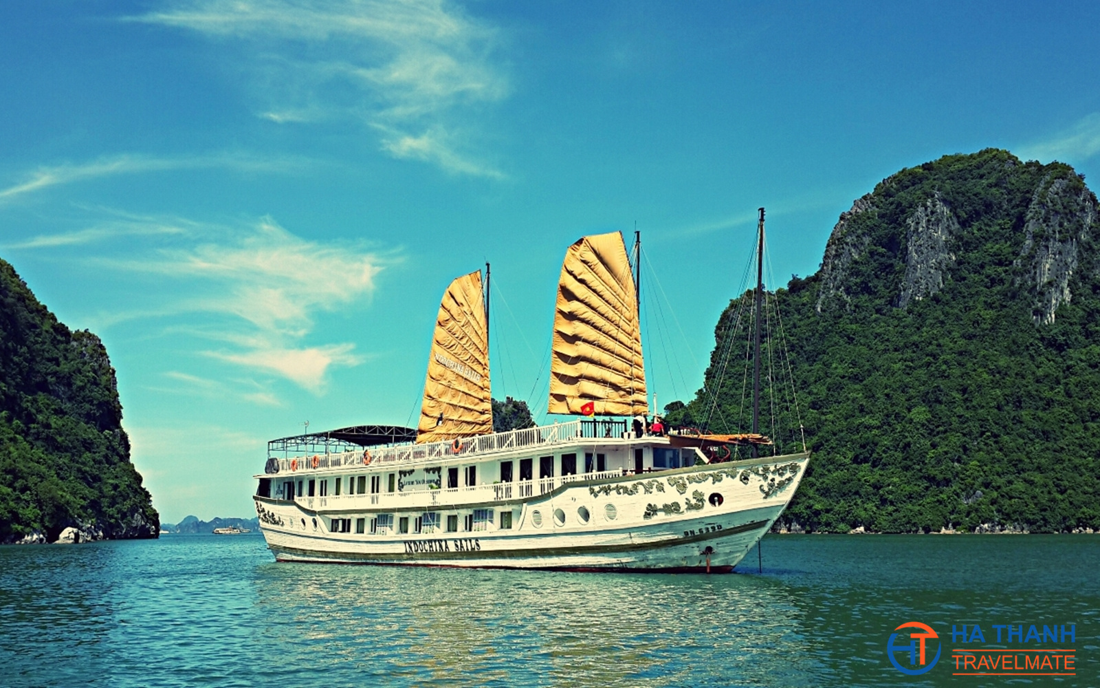 Indochina Sails Cruise 3 days/2 nights