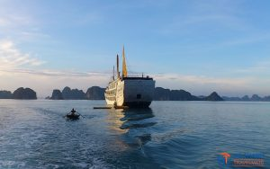 Indochina Sails Cruise 2 days/1 night