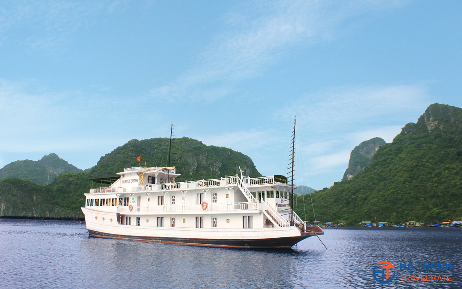Halong Majestic Cruise 3 days/2 nights