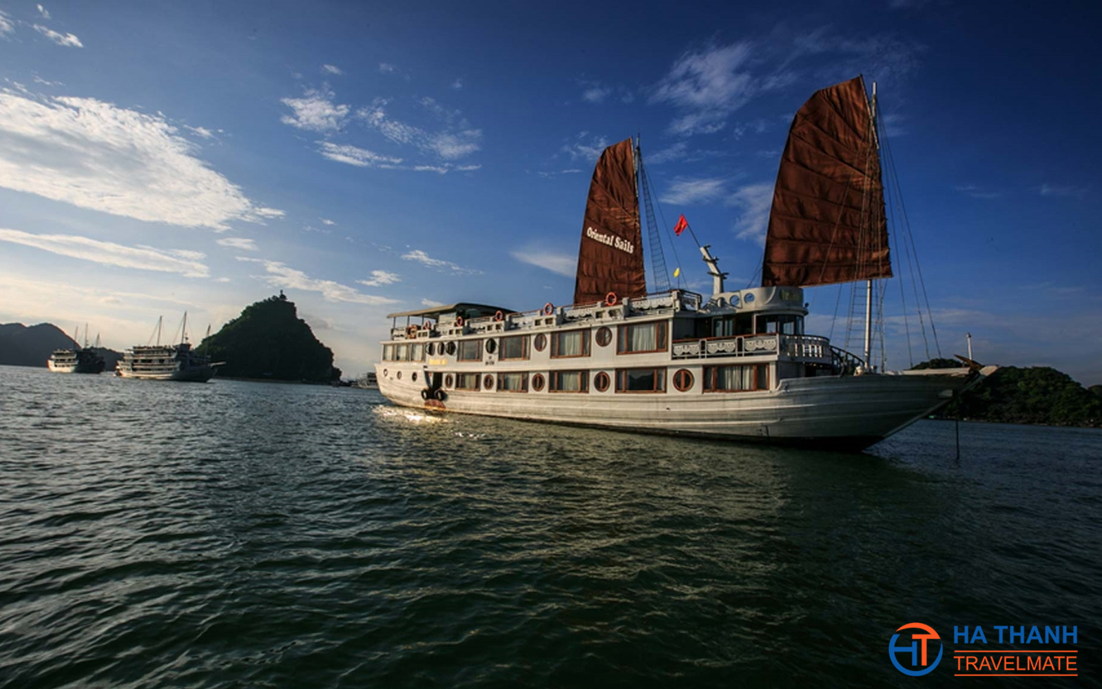 Oriental Sails Cruise 3 days/2 nights