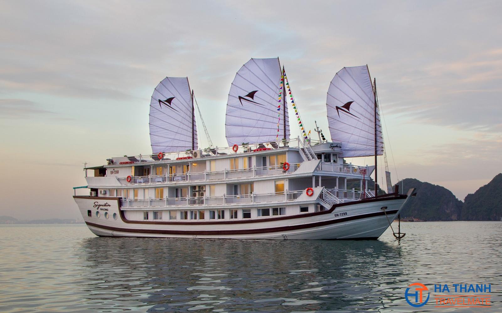 Signature Royal Cruise 2 days/1 night