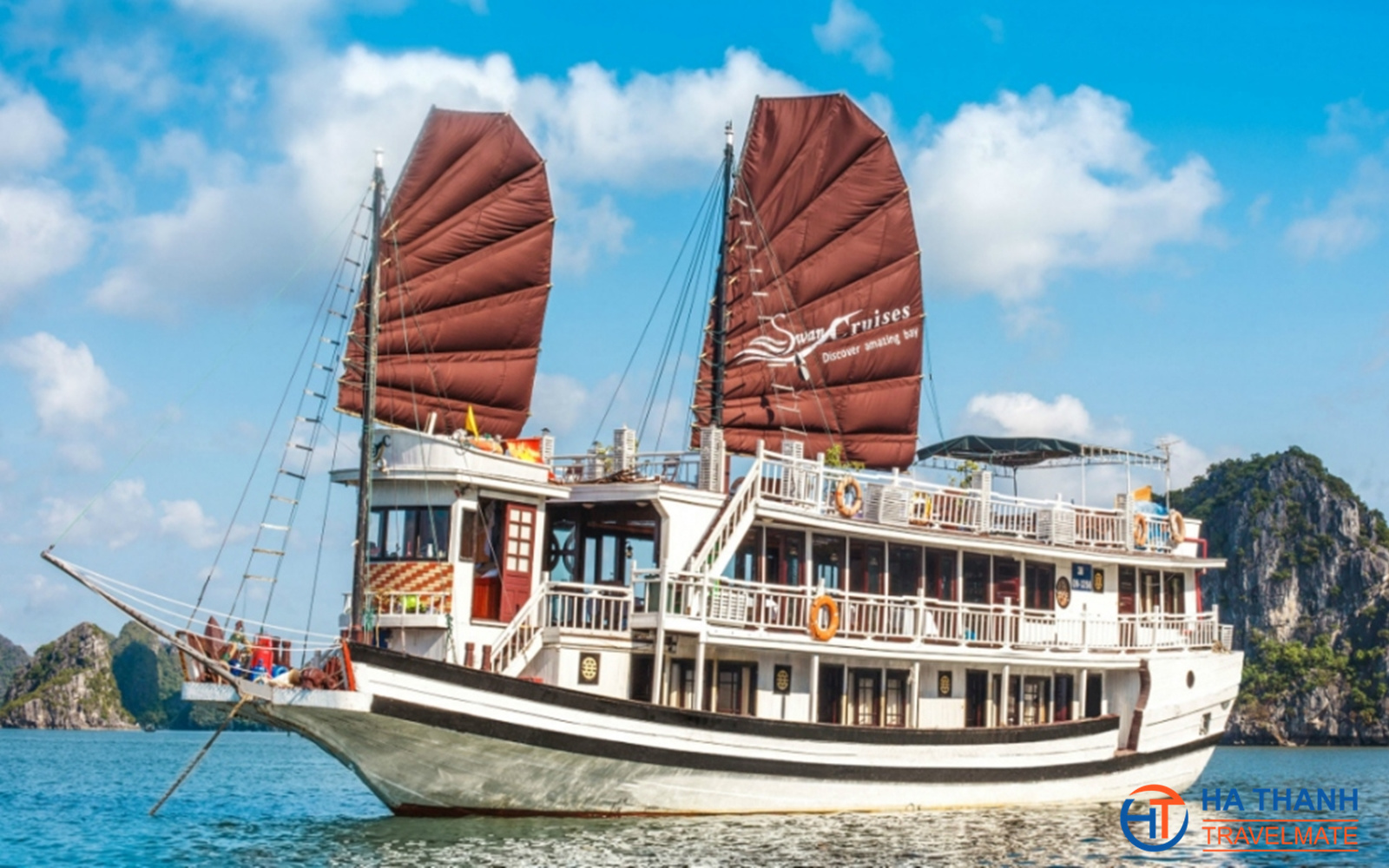 Swan Boutique Cruise 3 days/2 nights