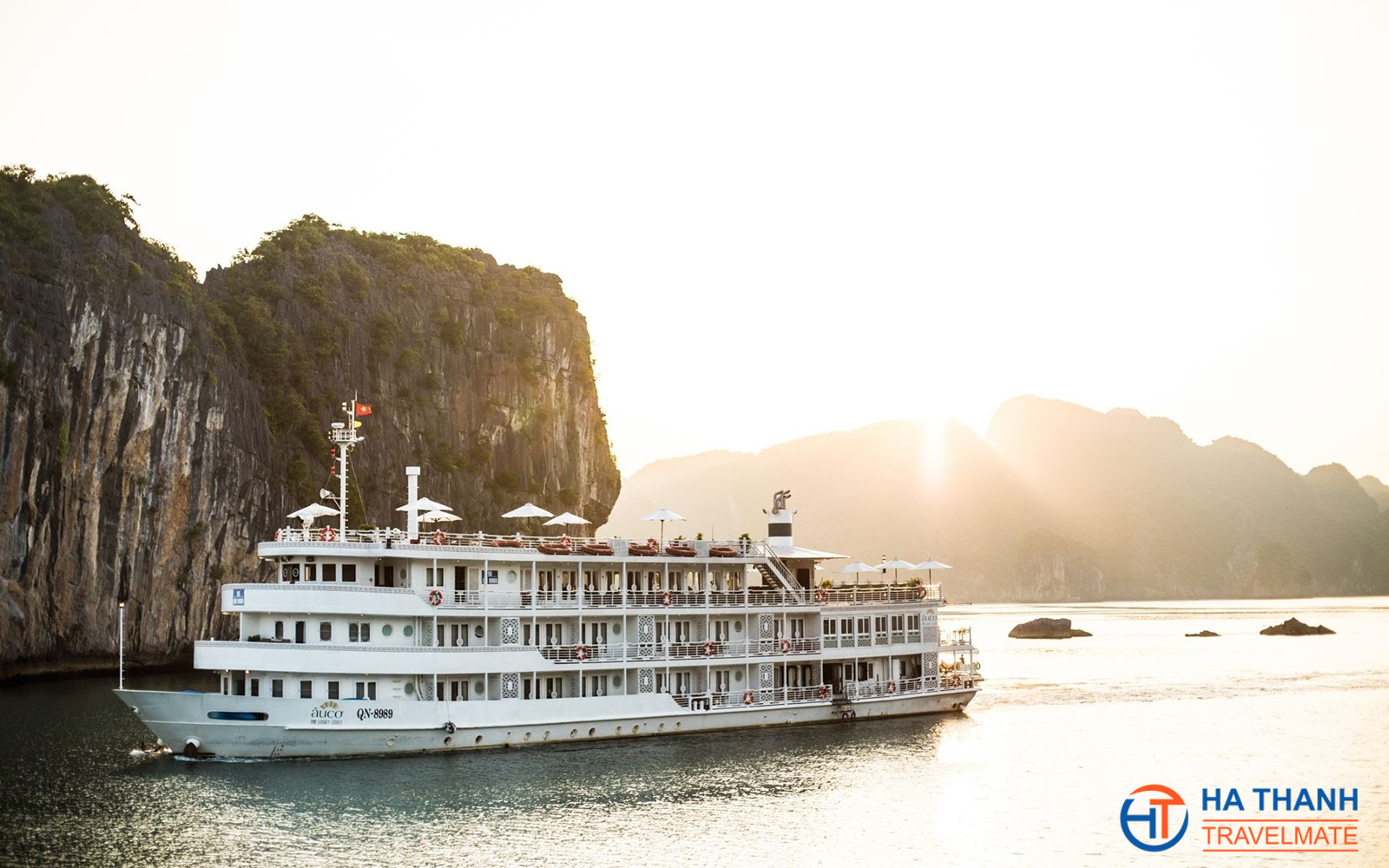 The Au Co Cruise 3 days/2 nights