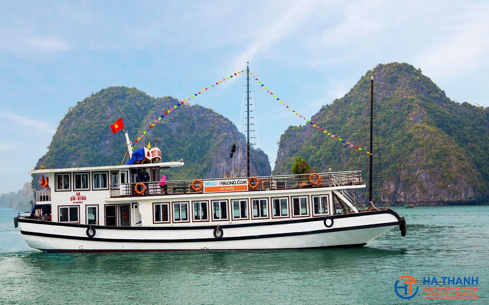 Wego Halong Day Cruise