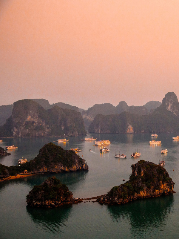 Reasons to visit Halong Bay