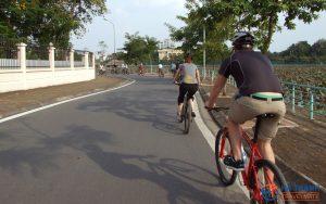Hanoi City Biking Tour