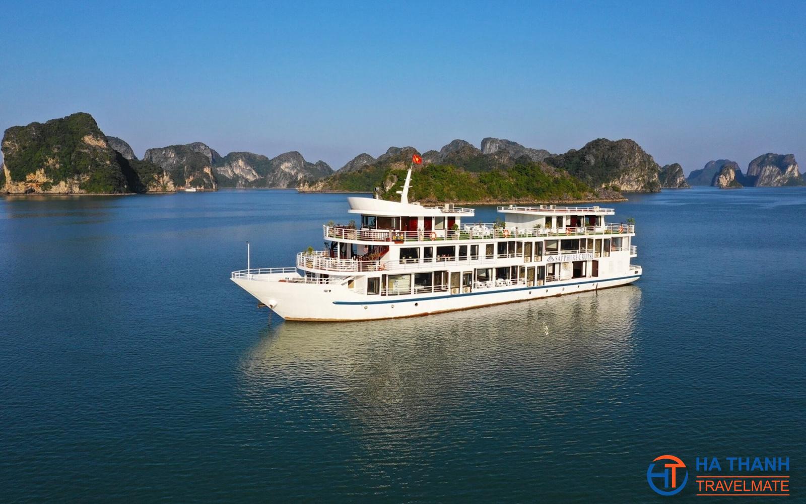 Sapphire Cruise 3 Days/2 Nights