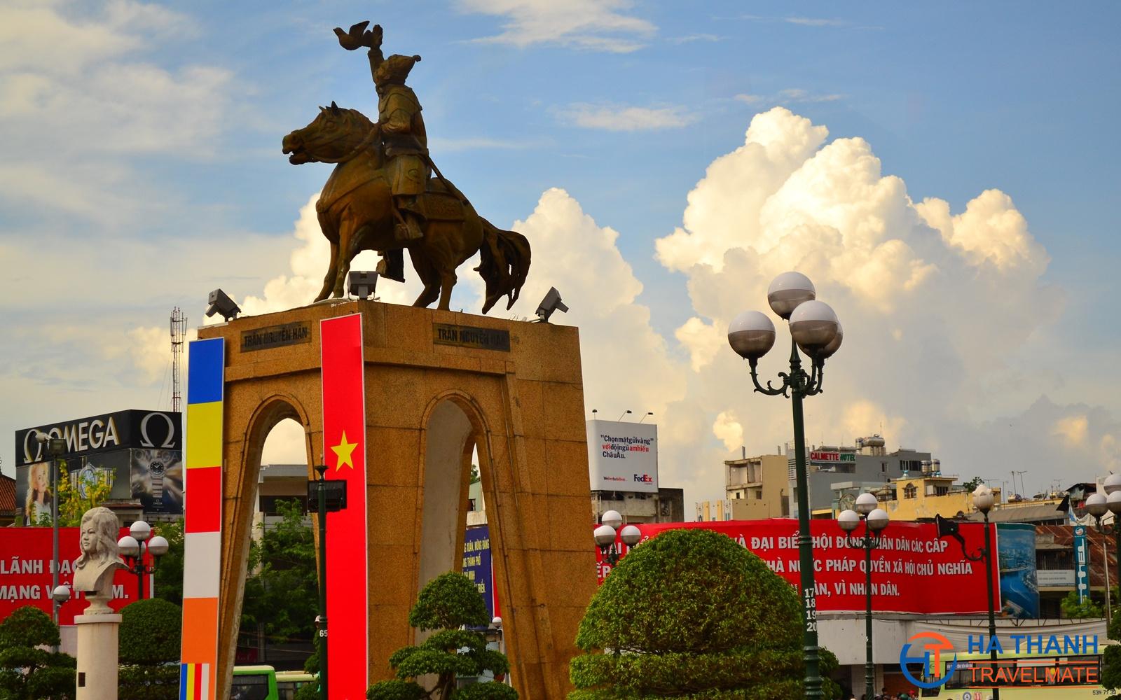 Ho Chi Minh City Half Day Tour