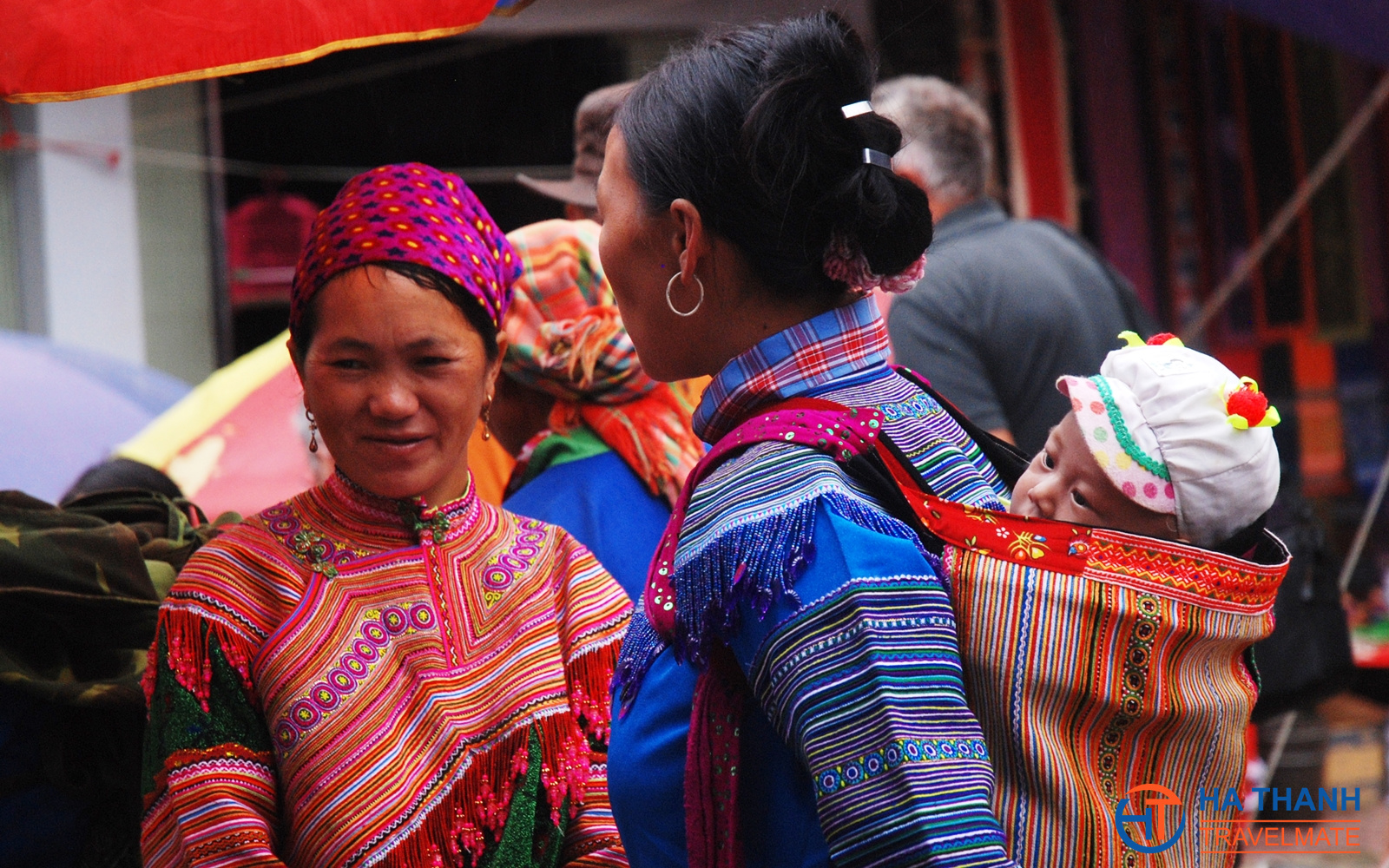 Bac Ha Market 3 days/2 night Tour – Hotel and Homestay