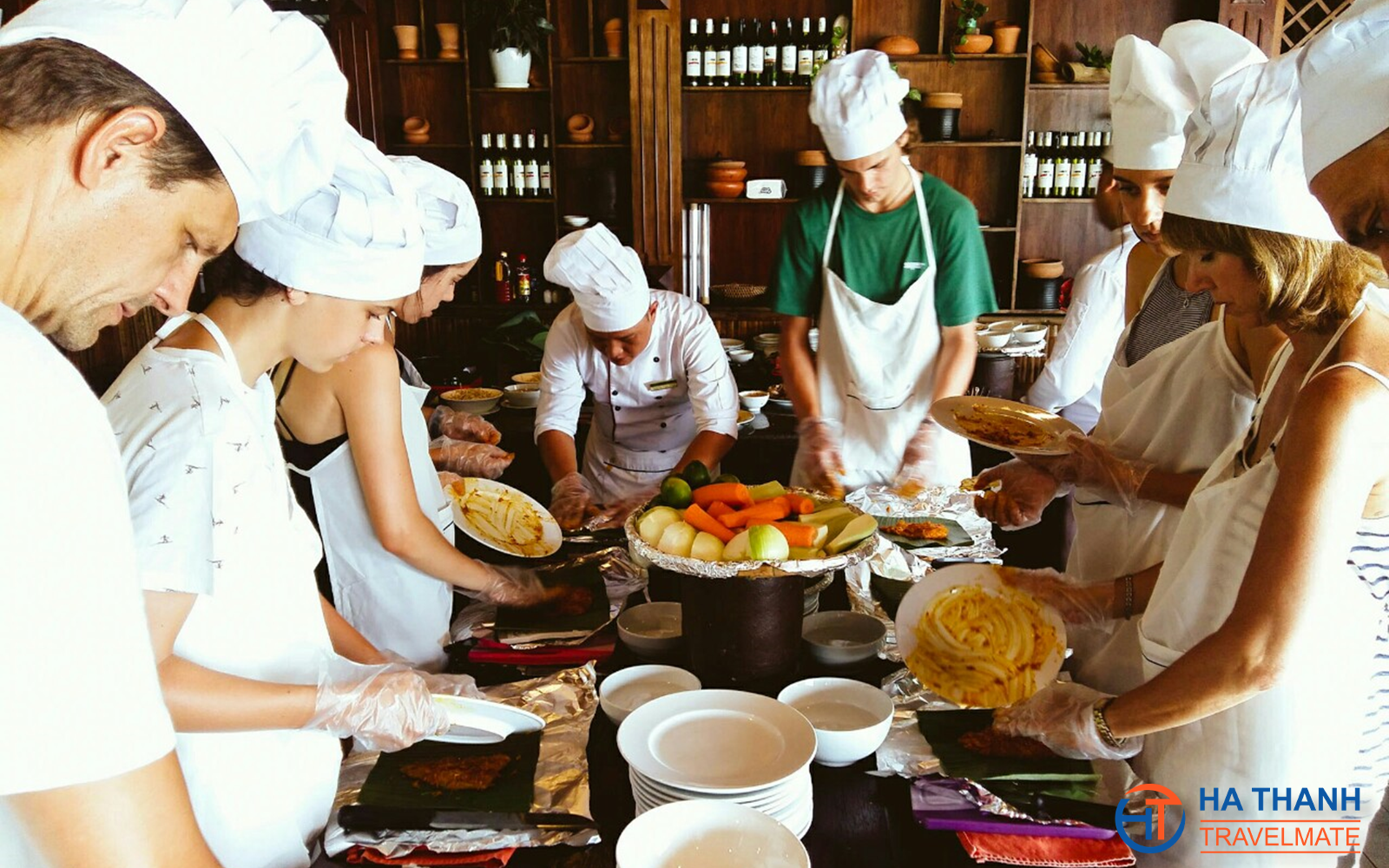 Cooking Class In Tra Que Village