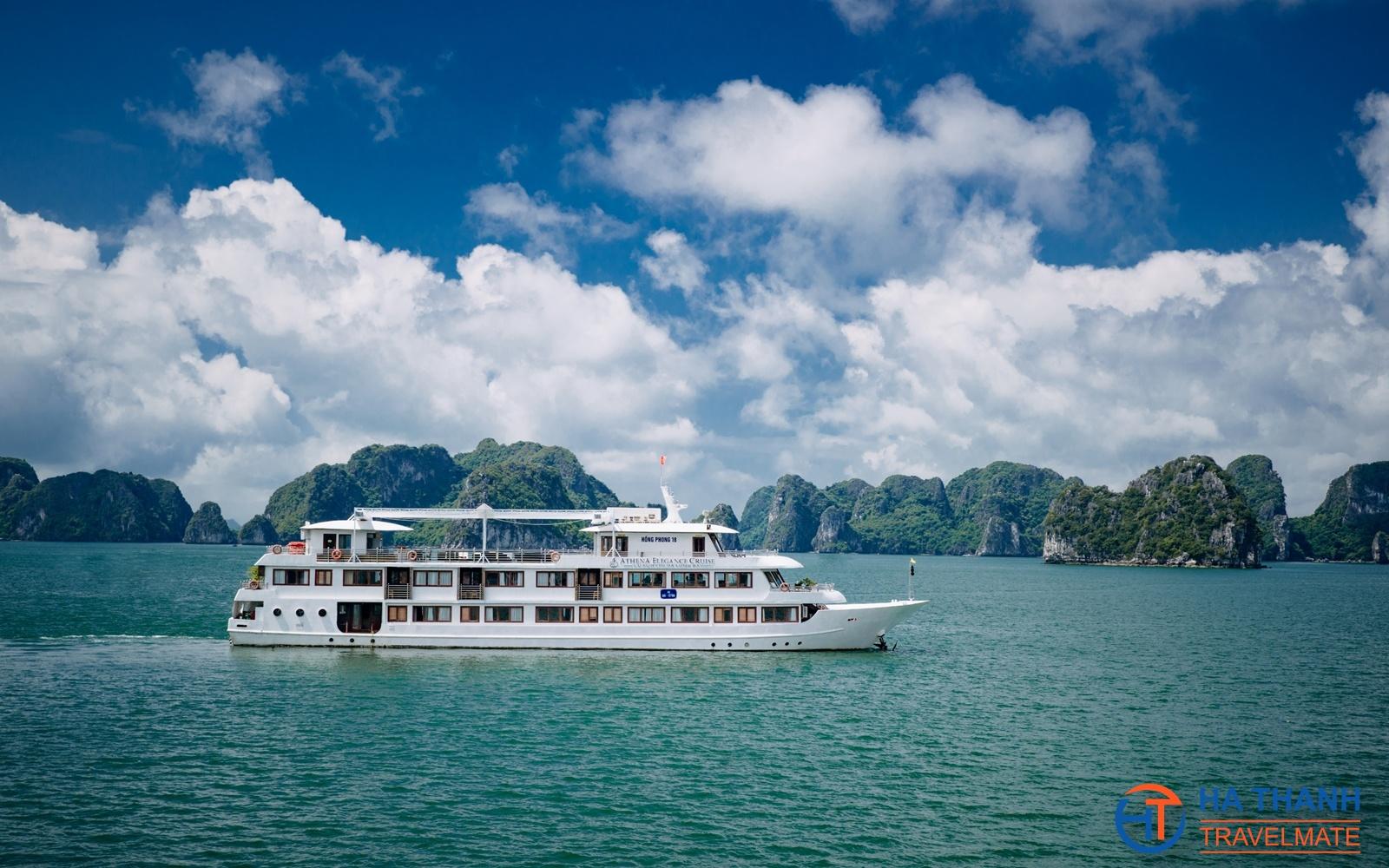 Athena Elegance Cruise 2 days/1 night